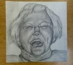 Senior Rachel Fox Art III