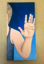 Senior Gina Tarantola AP Art